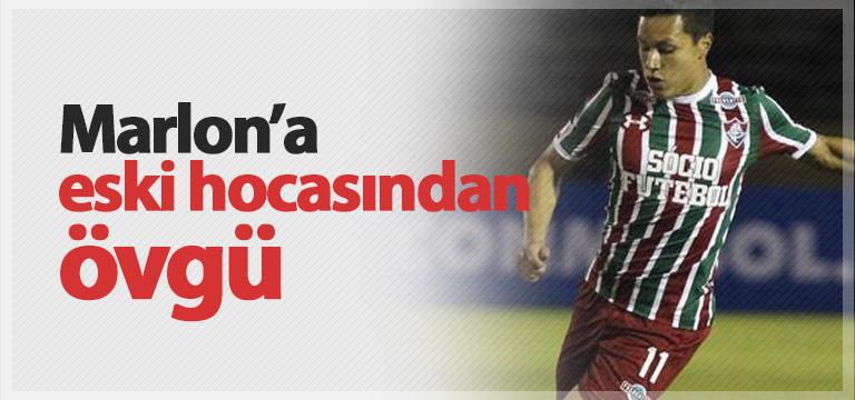 Trabzonspor'un yeni transferi Marlon'a övgü geldi