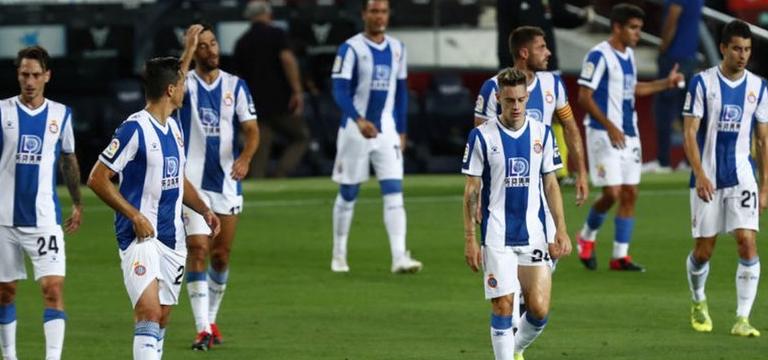 """Espanyol'dan """"küme düşme kaldırılsın"""" talebi"""