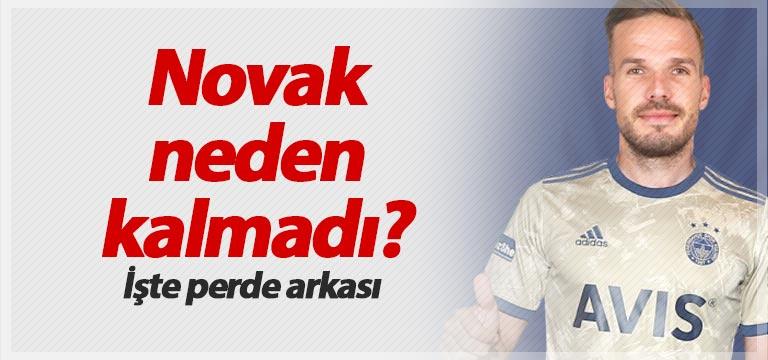 Filip Novak transferinin perde arkası