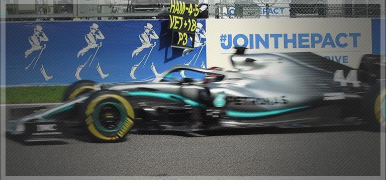 Formula 1 Belçika'da zafer Hamilton'un