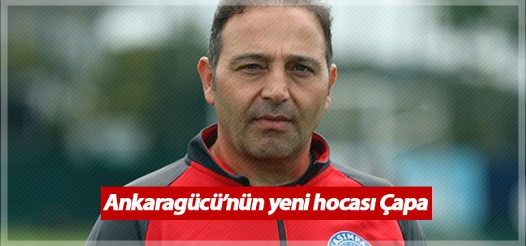 Ankaragücü'nün yeni teknik adamı Fuat Çapa