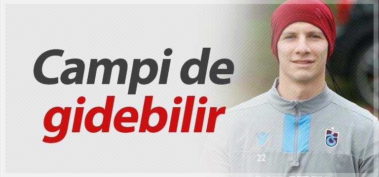 Trabzonspor'da Gaston Campi de gidebilir