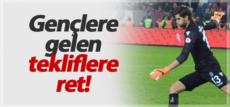 Trabzonspor'da gençlere gelen tekliflere ret yanıtı