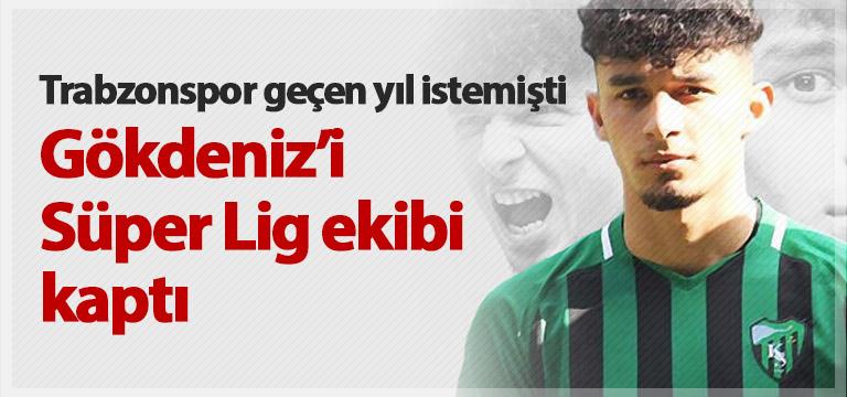 Trabzonspor'un da istediği Gökdeniz Bayrakdar Süper Lig ekibinde!