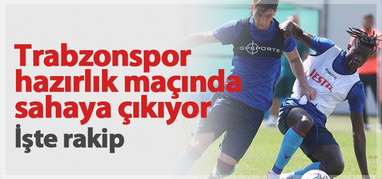 Trabzonspor Samsunspor ile karşılaşacak