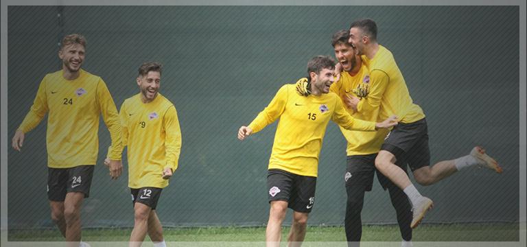 Hekimoğlu Trabzon tam gaz