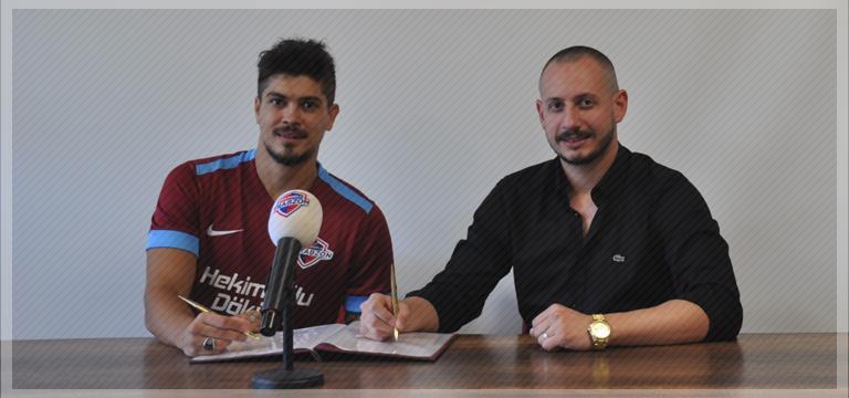 Hekimoğlu Trabzon'dan bir transfer daha! Bu kez Süper Lig'den…