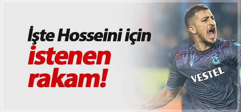 Hosseini için istenen rakam belli oldu