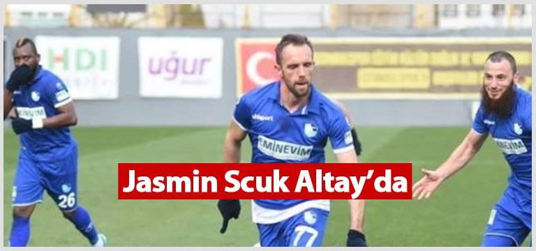 Jasmin Scuk Altay'da