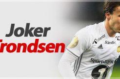 Anders Trondsen Trabzonspor'da joker olacak