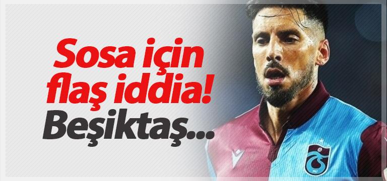 Jose Sosa için flaş iddia! Beşiktaş ve Fener…