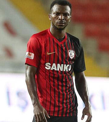 Gaziantep FK'da Kayode transferi iptal
