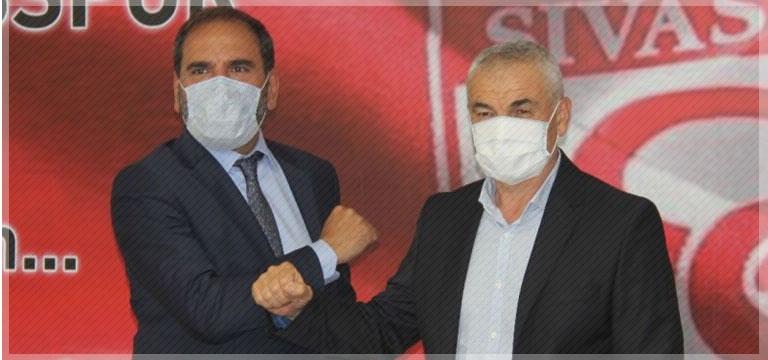 Çalımbay, 1 yıl daha Sivasspor'un başında olacak