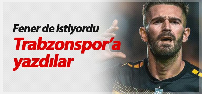 Fener'in de istediği Livaja Trabzonspor'a önerildi