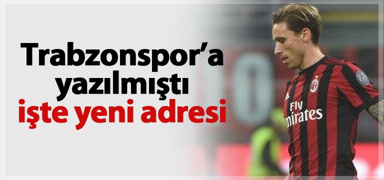 Lucas Biglia Trabzonspor'a yazılmıştı,işte adresi…