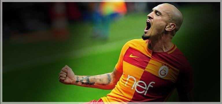 Maicon Galatasaray'dan ayrıldı