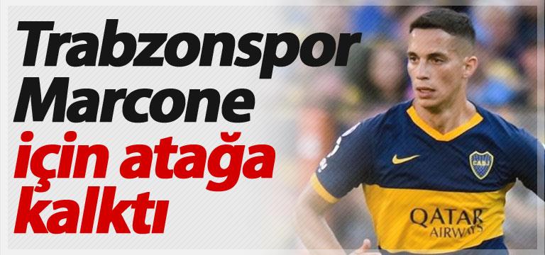 Trabzonspor Marcone için atağa kalktı
