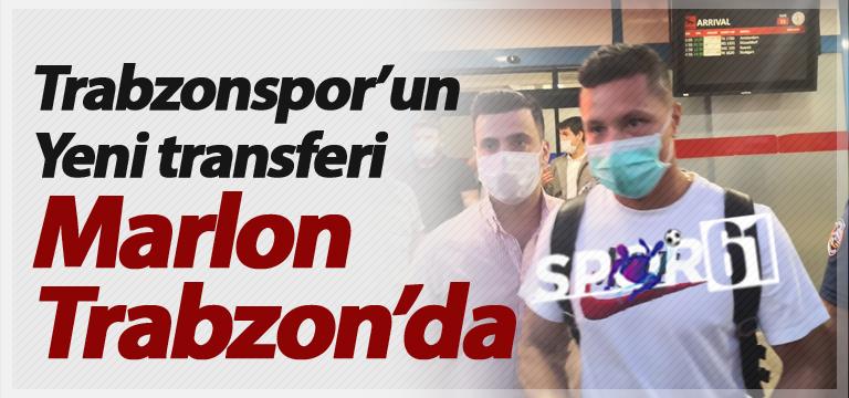 Trabzonspor Trabzon'a getirdi! Marlon Rodrigues Xavier…