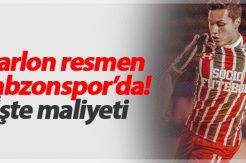 Trabzonspor Marlon transferinin maliyetini açıkladı