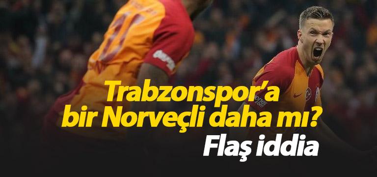 Trabzonspor'a bir Norveçli daha mı?