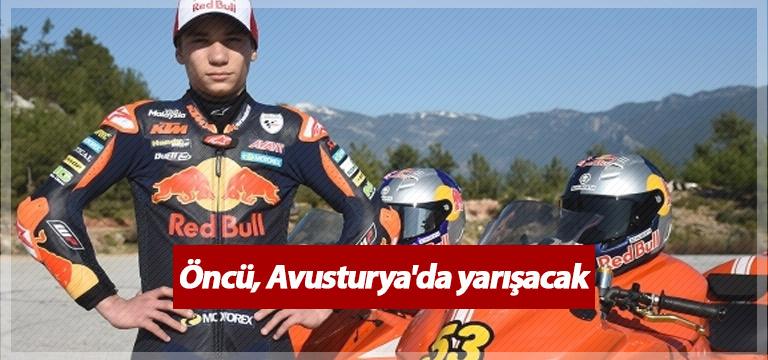 Milli motosikletçi Deniz Öncü, Avusturya'da yarışacak