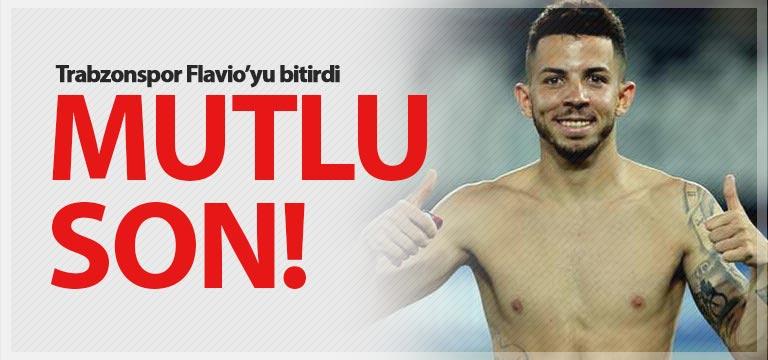 Trabzonspor Flavio'yu bitirdi