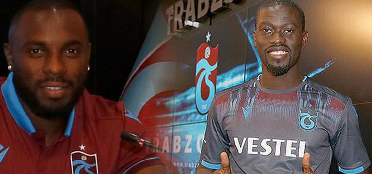 Trabzonspor iki isim ile yollarını ayırdı