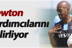 Trabzonspor'da Eddie Newton yardımcılarını belirliyor