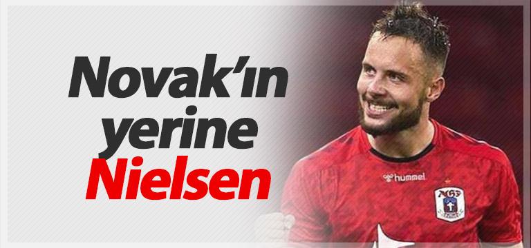 Trabzonspor'da sol bekin favorisi Nielsen