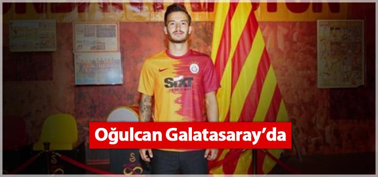 Rize'den ayrılan Oğulcan Çağlayan Galatasaray'da