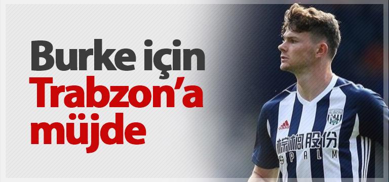 Oliver Burke'de Trabzonspor'a müjde