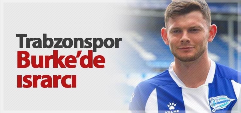 Trabzonspor Oliver Burke için ısrarcı