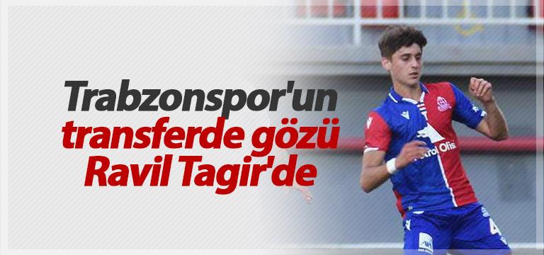 Trabzonspor'un gözü genç yıldızda