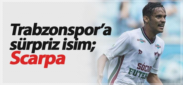 Trabzonspor'a sürpriz isim: Scarpa