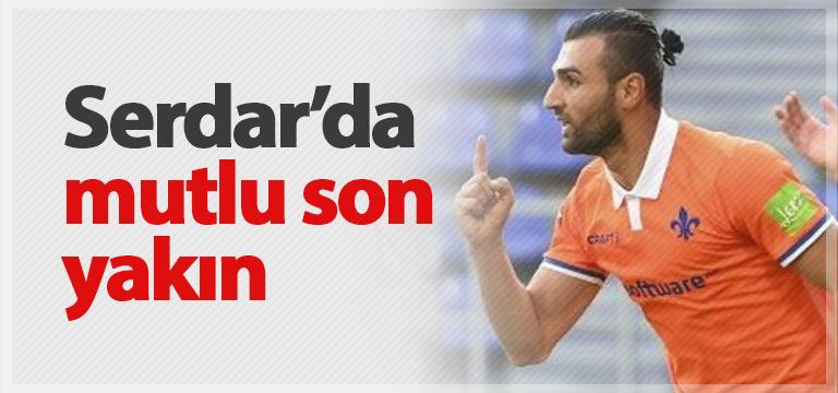 Serdar Dursun'dan güzel haber!