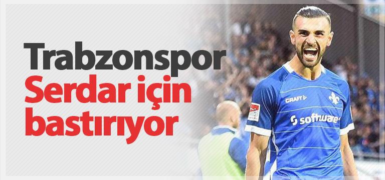 Trabzonspor Serdar Dursun için bastırıyor