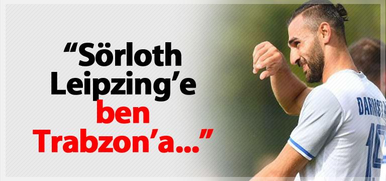 Serdar Dursun'dan transfer sözleri: Trabzonspor'a…