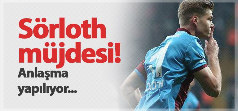 Trabzonspor'a Sörloth müjdesi! Belirsizlik bitiyor