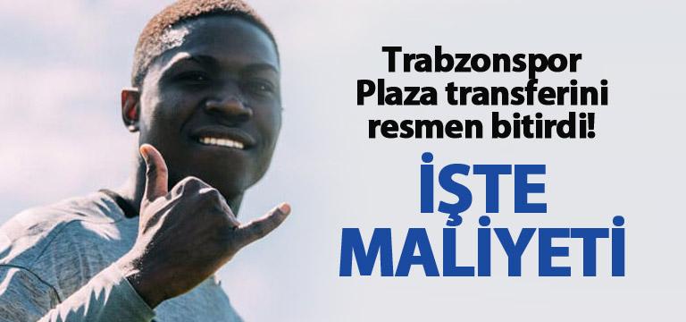 İşte Stiven Plaza'nın Trabzonspor'a maliyeti