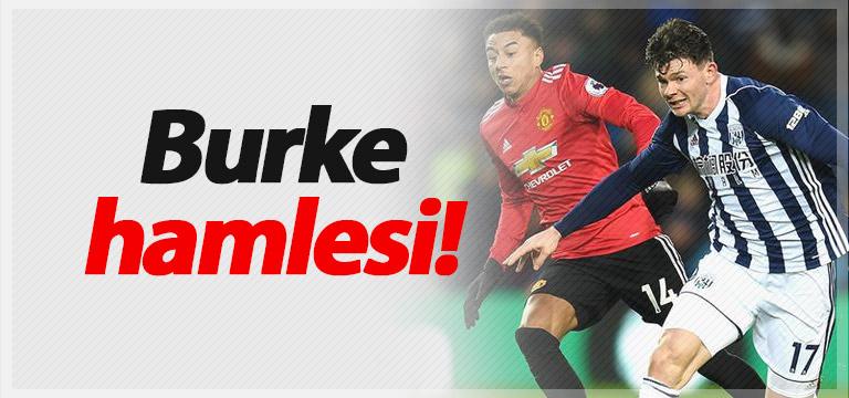 Trabzonspor'dan Burke girişimi
