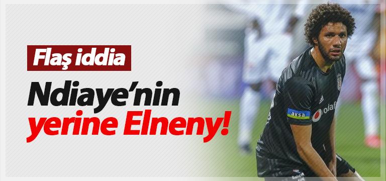 Trabzonspor'da Ndiaye'nin yerine Elneny iddiası!