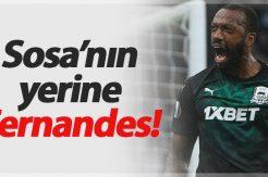 Trabzonspor için flaş Fernandes iddiası