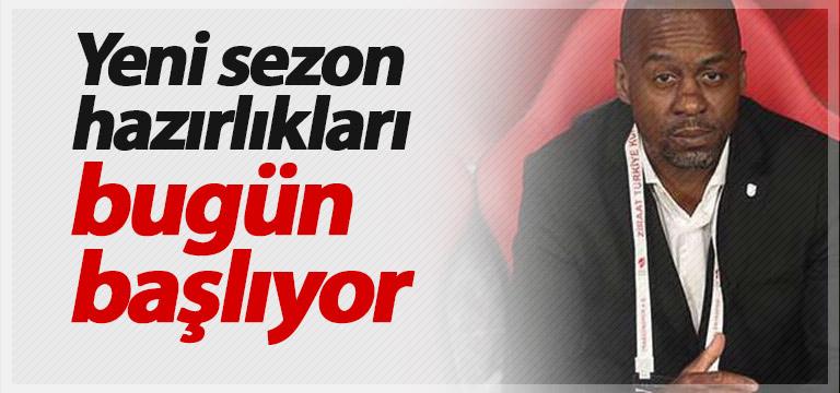 Trabzonspor hazırlıklara bugün başlıyor