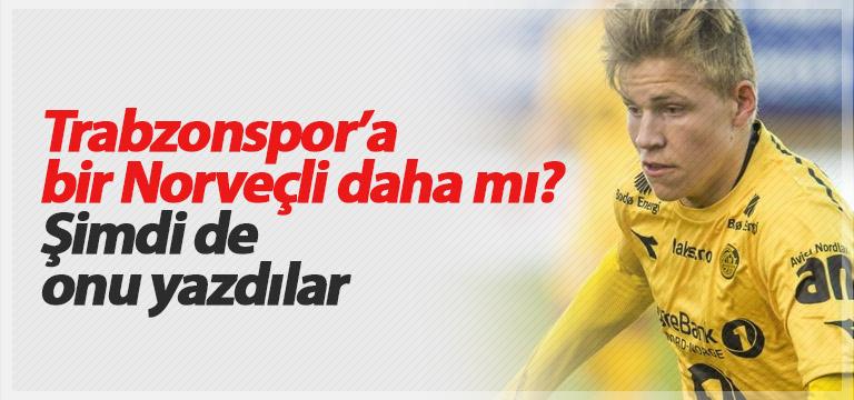 Trabzonspor'a bir Norveçli daha yazdılar: Hauge