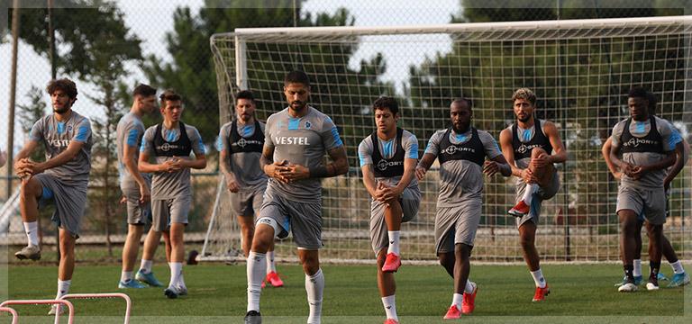 Trabzonspor'un planları değişti