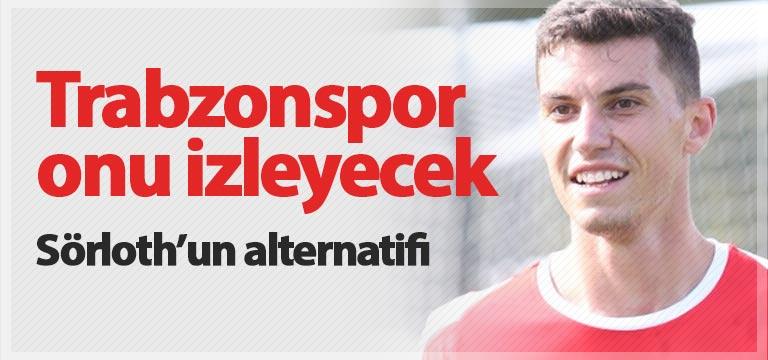 Trabzonspor Sörloth'un alternatifini belirledi