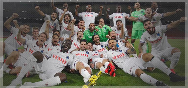 Trabzonspor'un istikrar abidesi Sörloth