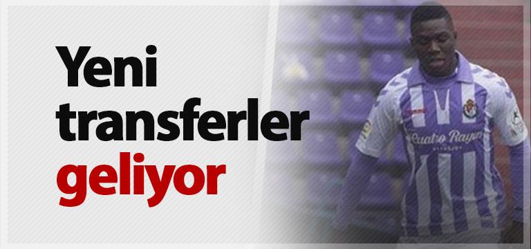 Trabzonspor'da Trondsen ve Plaza geliyor