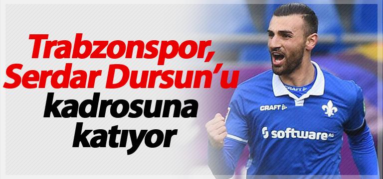 Trabzonspor, Serdar Dursun'u kadrosuna katıyor