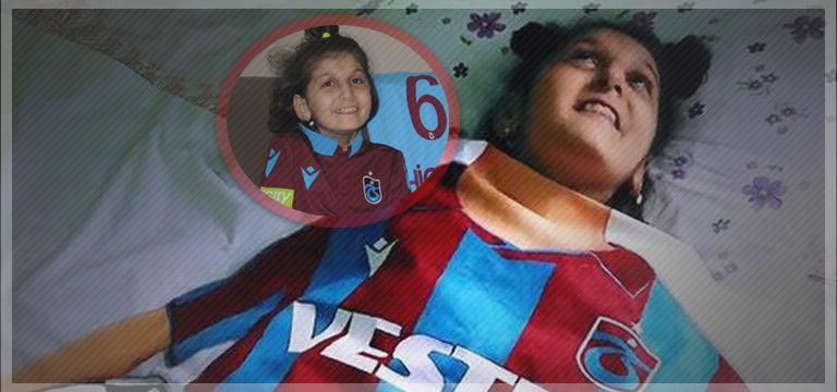 Trabzonspor reklamında oynayan Hicran konuştu